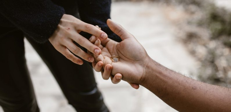 The Divorce Process Usually Begins With